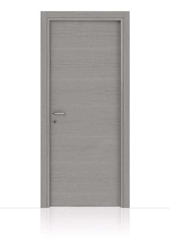 Porte in tranciato ferlegno - Porte interne rovere grigio ...